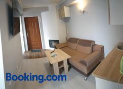 Noclegi Nad Solina - Solina - Living room
