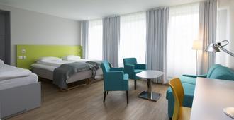 Thon Hotel Trondheim - טרונדהיים - חדר שינה