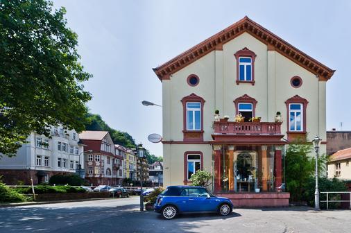 Hotel Monpti - Heidelberg - Toà nhà