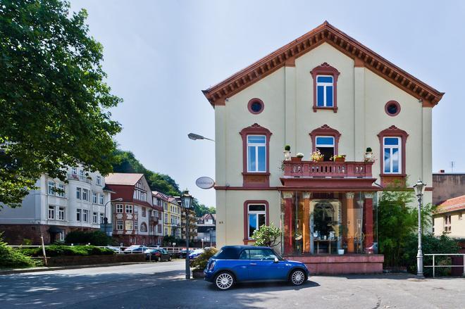 蒙普迪酒店 - 海德堡 - 海德堡 - 建築