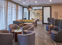 Courtyard by Marriott Petoskey at Victories Square - Petoskey - Lounge