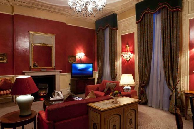 The Leonard Hotel - London - Living room
