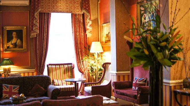 The Leonard Hotel - London - Lounge