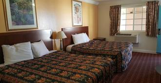 Royal Inn Motel Long Beach - לונג ביץ' - חדר שינה