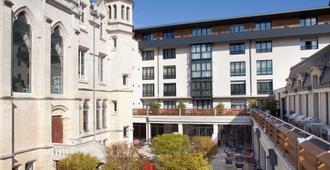 Best Western Premier Hotel de la Paix - Reims - Edificio