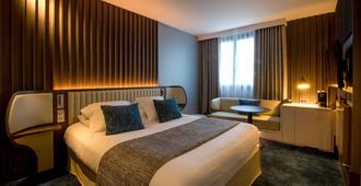 Best Western Premier Hotel de la Paix - Reims - Bedroom