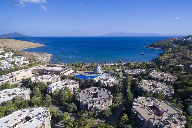 Family Life Bodrum Imperial Hotel - Bodrum - Outdoor view