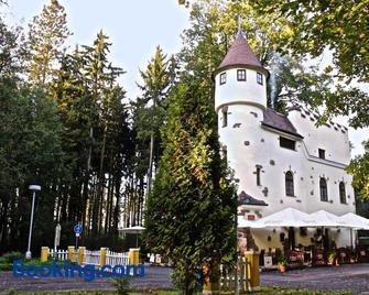Rezidence Zamecek - Boutique Hotel - Františkovy Lázně - Building