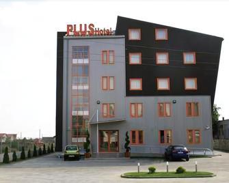 Plus Hotel - Craiova - Rakennus