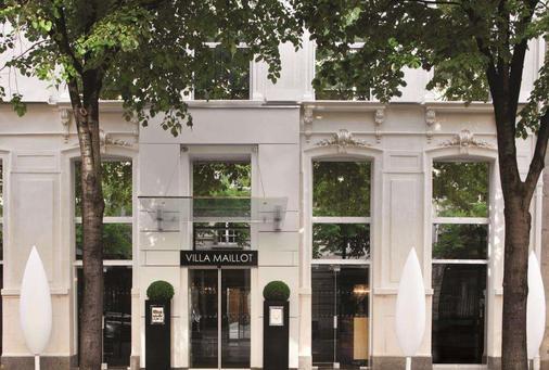 La Villa Maillot - Paris - Building