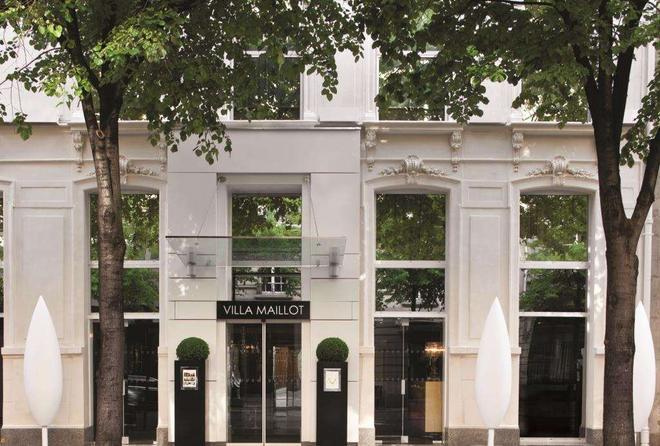 麥羅特別墅酒店 - 巴黎 - 巴黎 - 建築