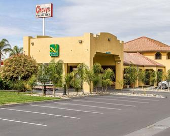 Quality Inn And Suites Gilroy - Gilroy - Building