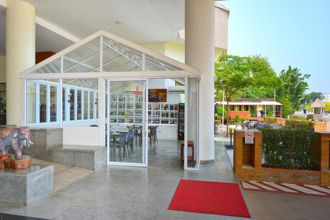 Loei Palace Hotel - Loei - Bar