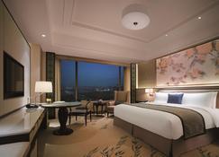 Shangri-La Yangzhou - Yangzhou - Slaapkamer