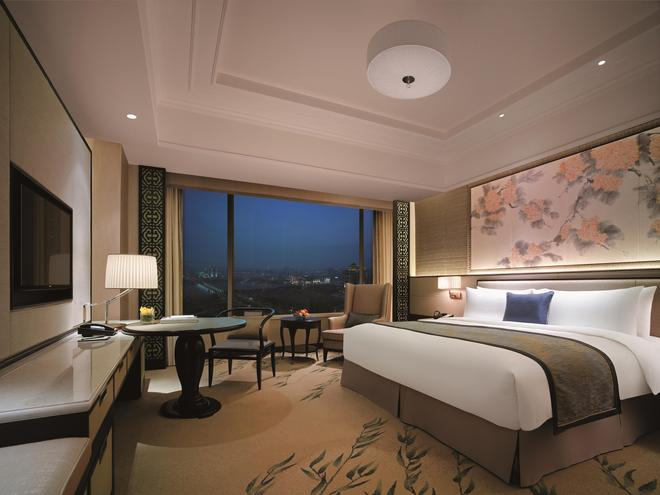 Shangri-La Hotel, Yangzhou - Yangzhou - Makuuhuone