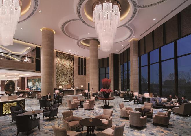Shangri-La Hotel, Yangzhou - Yangzhou - Aula