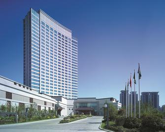 Shangri-la Hotel Yangzhou - Yangzhou - Building