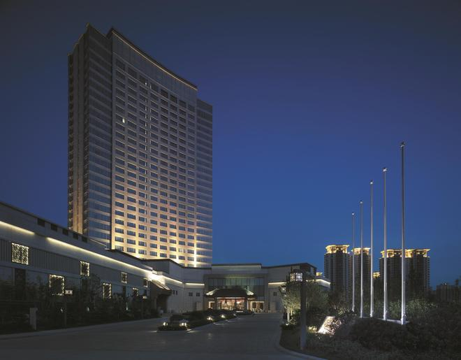 Shangri-La Hotel, Yangzhou - Yangzhou - Rakennus