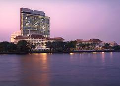 曼谷avani河畔酒店 - 曼谷 - 露天屋頂