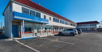 Motel 6 Frackville Pa - Frackville - Building