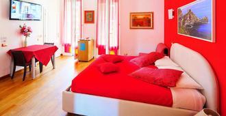 ليا روومز - لا سبيزيا - غرفة نوم