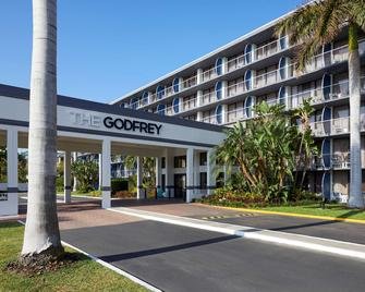 The Godfrey Hotel & Cabanas Tampa - Тампа - Здание