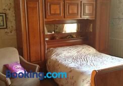 Chambres d'Hôtes du Chalet de Caharet - Pipriac - Bedroom