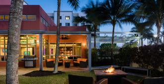 Residence Inn by Marriott Miami Airport - Miami - Patio