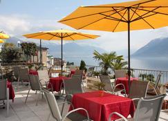Hotel Garni Morettina - Brissago - Restaurant
