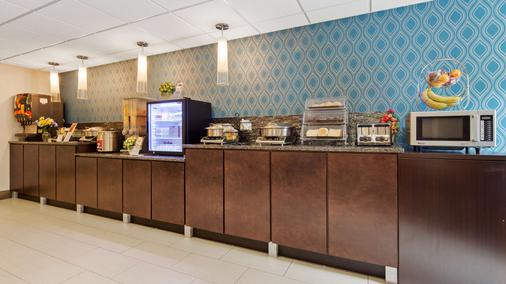 Best Western PLUS Tallahassee North Hotel - Tallahassee - Buffet