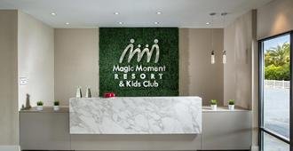 Magic Moment Resort And Kids Club - Kissimmee - Front desk