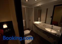 Sur Hotel - Montevideo - Bathroom