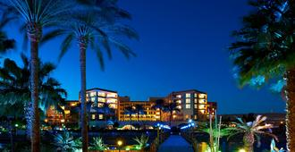 Hurghada Marriott Beach Resort - הורגדה - בניין