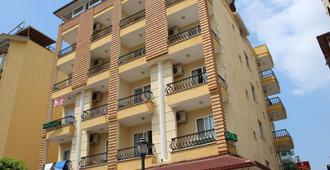 Kleopatra Saray Hotel - Alanya - Edificio