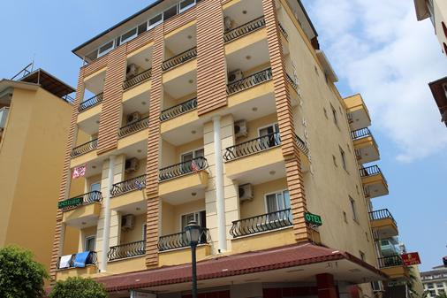 Kleopatra Saray Hotel - Alanya - Toà nhà