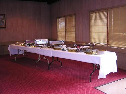 Virginian Lodge - Jackson - Buffet