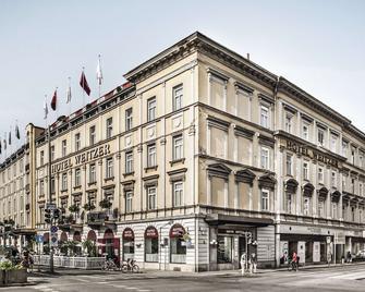 Hotel Weitzer Graz - Graz - Gebouw
