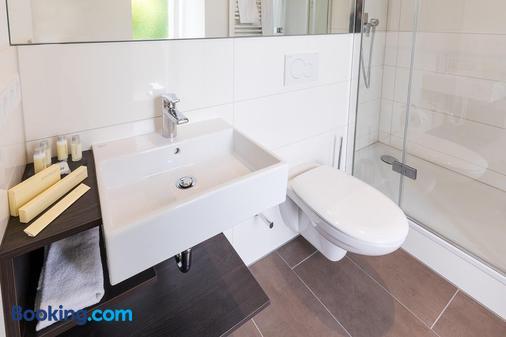 Hotel Villa Grunewald - Bad Nauheim - Bathroom