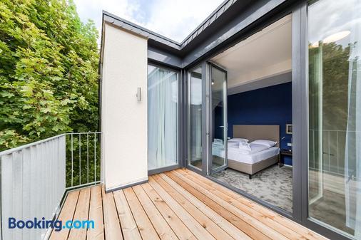 Hotel Villa Grunewald - Bad Nauheim - Balcony