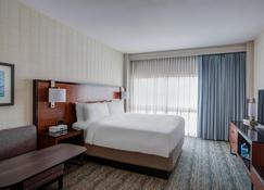 Houston Airport Marriott at George Bush Intercontinental - Houston - Bedroom