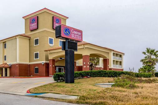 Comfort Suites - Galveston - Rakennus