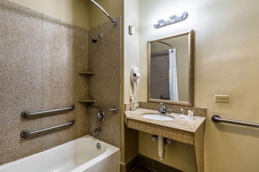 Comfort Suites - Galveston - Kylpyhuone