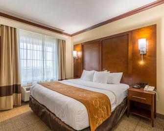 Comfort Suites Galveston - Galveston - Κρεβατοκάμαρα