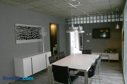 Alberg L'Ast - Banyoles - Dining room