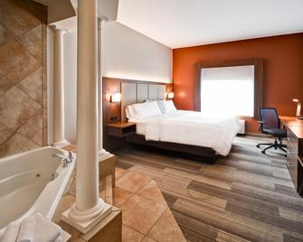Holiday Inn Express & Suites Schererville - Schererville - Спальня