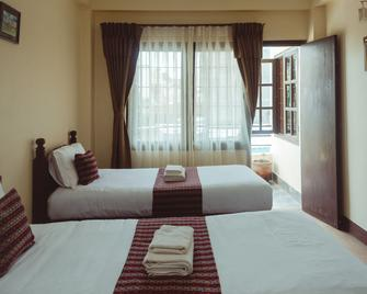 Grace Bed and Breakfast - Lalitpur - Slaapkamer