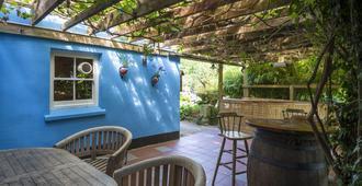 The Trengilly Wartha Inn - פאלמאות' - פטיו