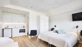Athome Apartments - Århus - Schlafzimmer