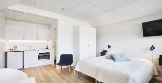 Athome Apartments - אורהוס - חדר שינה