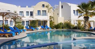 Tamarix Del Mar Suites - Kamari - Pool